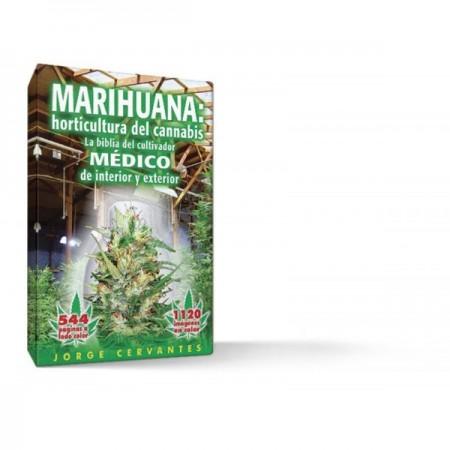 """La biblia """"Marihuana Horticultura"""" J.Cervantes"""