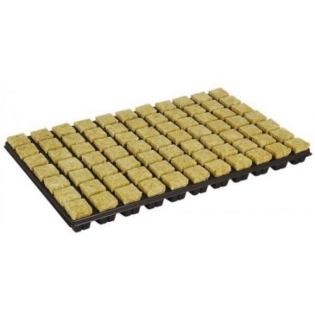 Bandeja 150 tacos de lana de roca