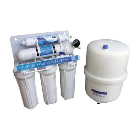 Filtro de osmosis 5 etapas y deposito.