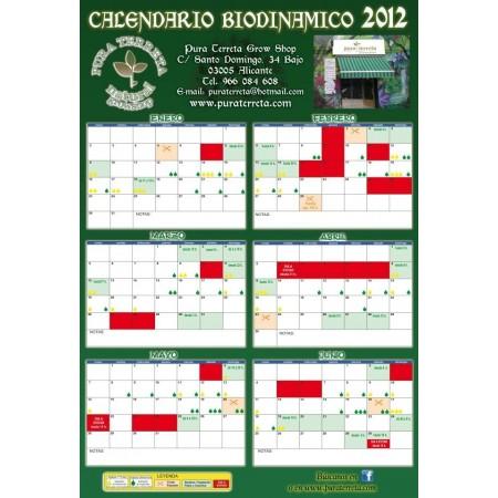 Calendario de cultivo