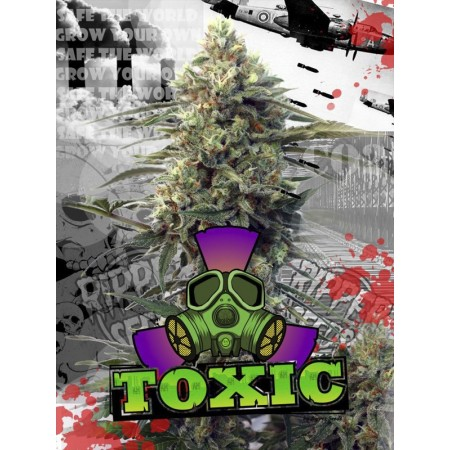 Toxic Ripper Seeds