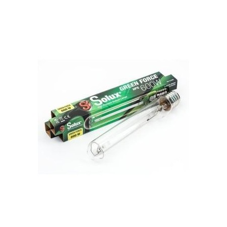 Solux green force 600w mixta