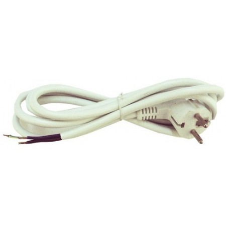 Cable con enchufe inyectado