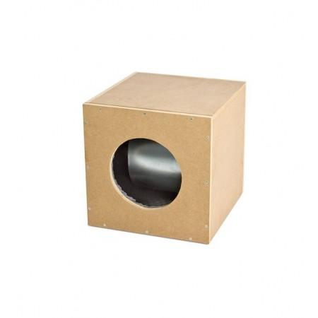 Caja madera MDF 250m3/h