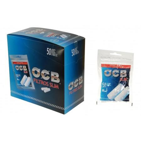 Filtros OCB 120 slim y papel