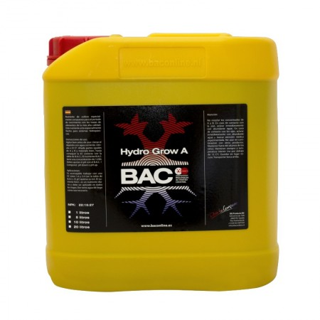BAC Hydro A&B grow