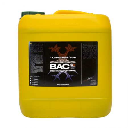 BAC 1 Component grow