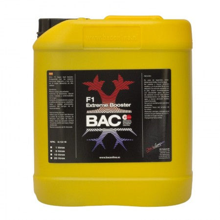 BAC F1 Extreme Booster