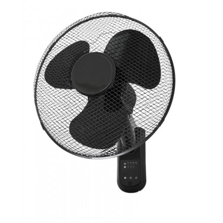 Ventilador pared y mando Cyclone