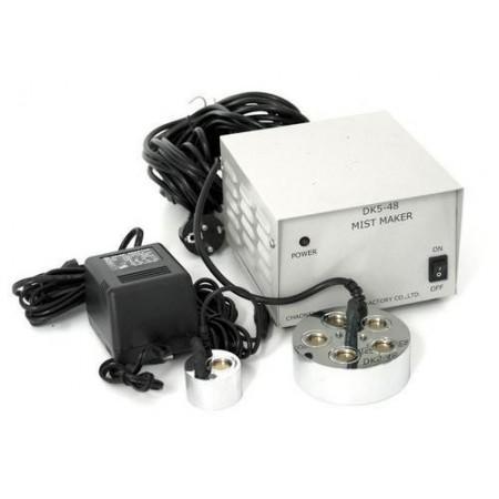 Humidificador ultrasonico 5 esferas