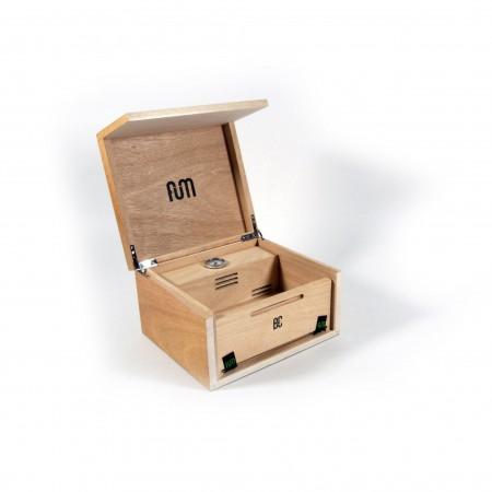 Caja Fum Box Small Okume