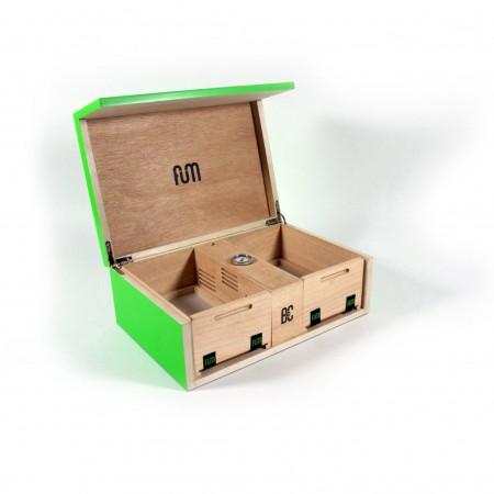 Caja Fum Box Large Verde