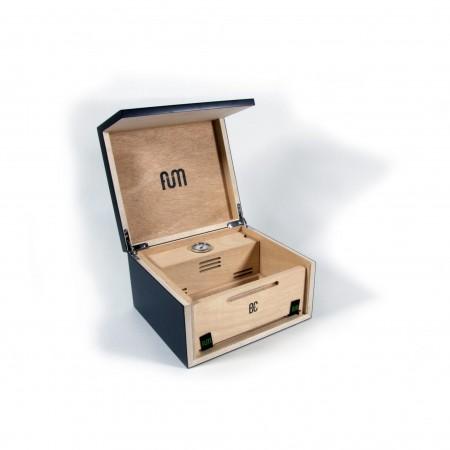 Caja Fum Box Small Negra