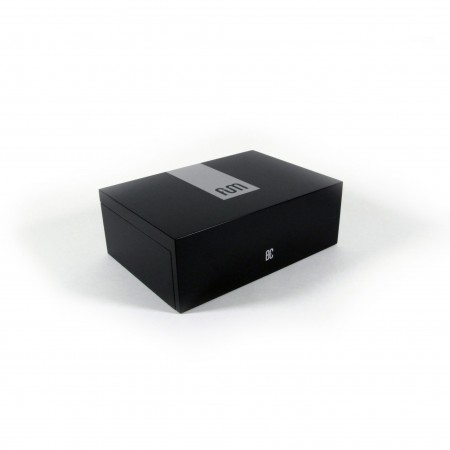 Caja Fum Box Large Negra