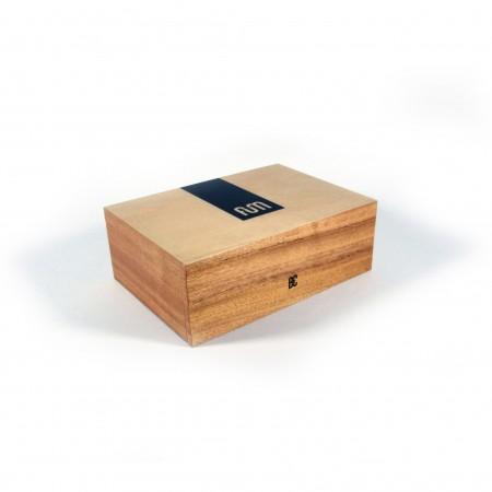 Caja Fum Box Large Okume