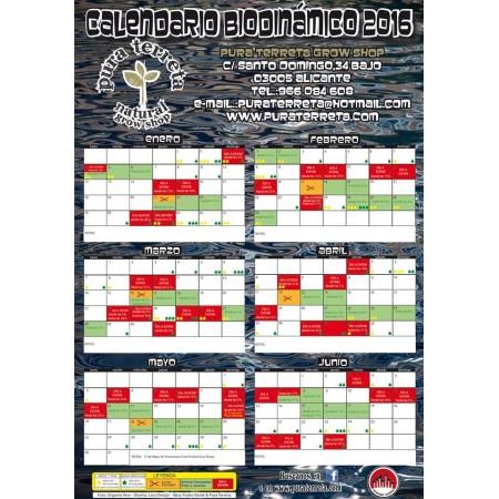 Calendario de cultivo 2016
