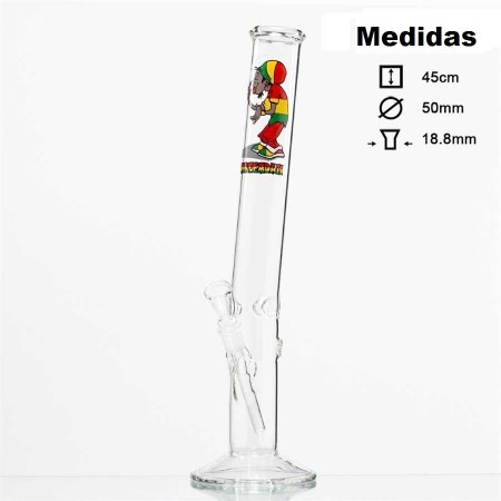 Bong cristal jamaicano