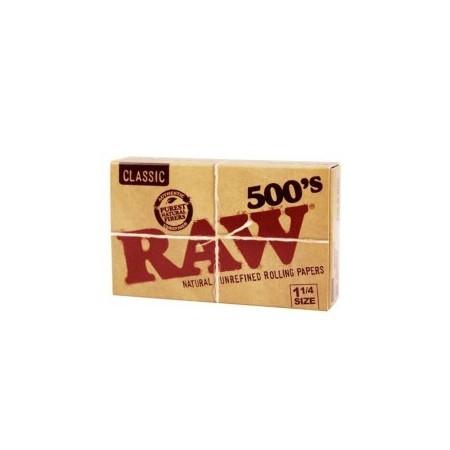Papel RAW 500 papeles