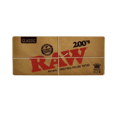 Papel RAW 200 papeles Slim