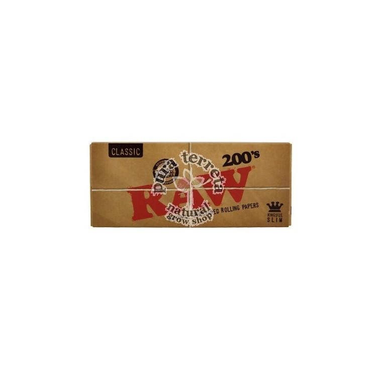 Papel RAW 200 papeles KS