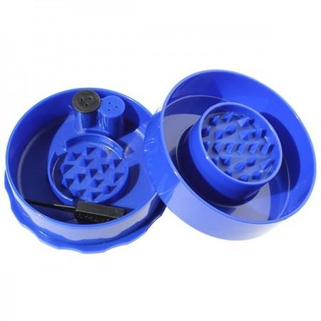 Grindervac 2 en 1 azul