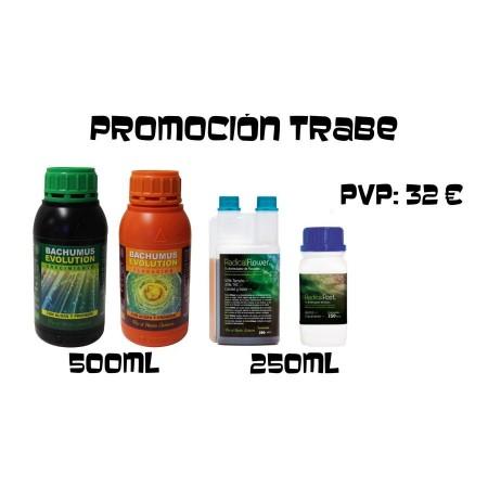 Promoción Pack Trabe Orgánico