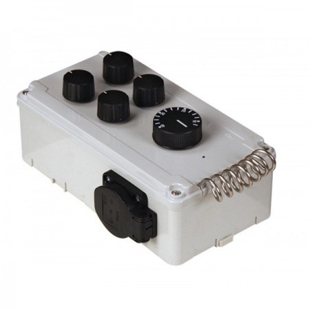 Fan controller con termostato doble DV-11 T 2