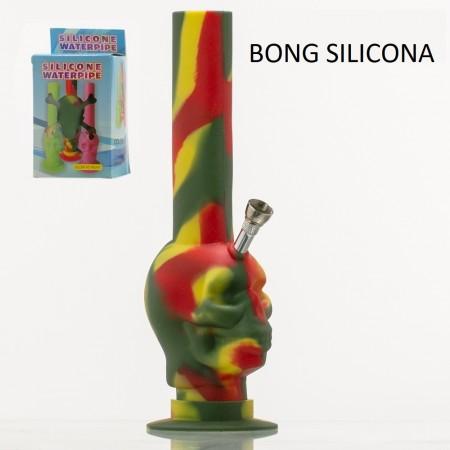Bong silicona Rasta