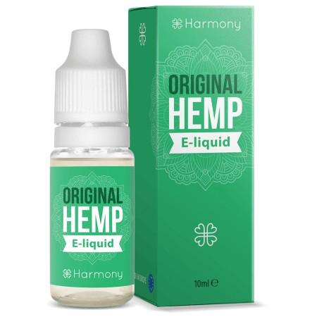 Original Hemp CBD e liquid