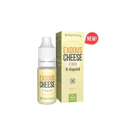 Exodus Cheese CBD e liquid