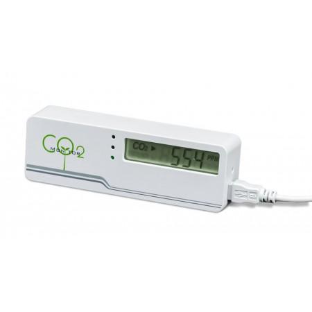 Medidor de Co2 portátil