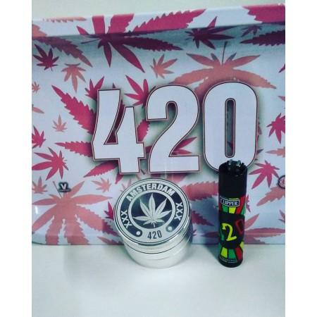 Bandeja 420 Pink