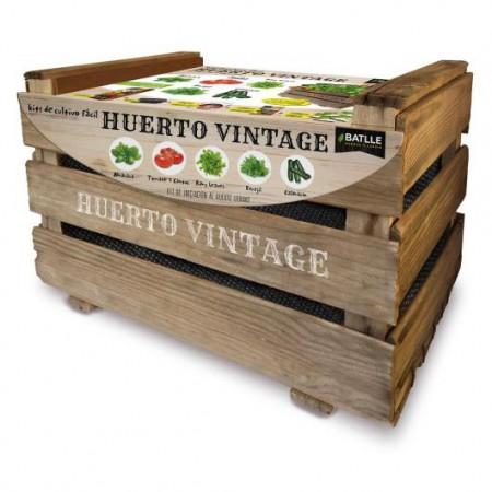 Huerto Vintage Eco
