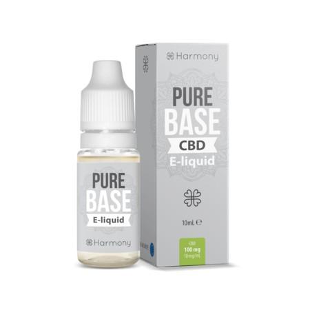 Pure Base CBD e liquid