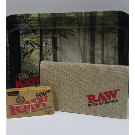 Pack Raw nº 1