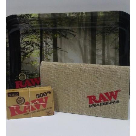 Pack Raw nº 1
