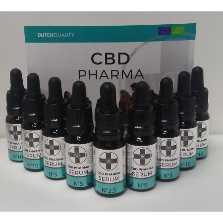 Serum CBD 10% CBD Pharma