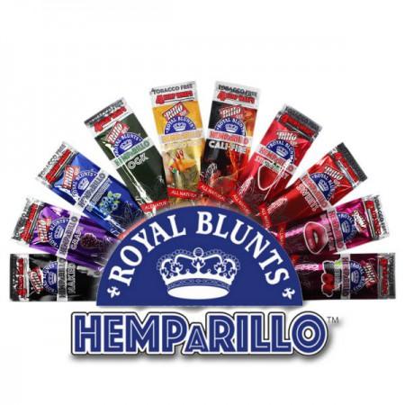 Hemparillo Royal Blunts