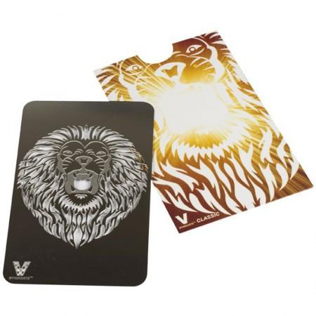 Grinder tarjeta Lion