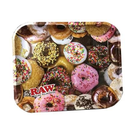 Bandeja Raw Donuts Colección