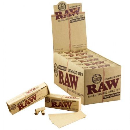 Boquillas Raw Gummed Tips