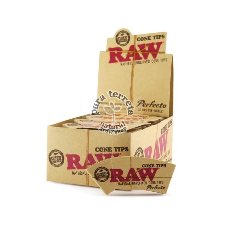 Boquillas Raw Cone Tips Perfecto