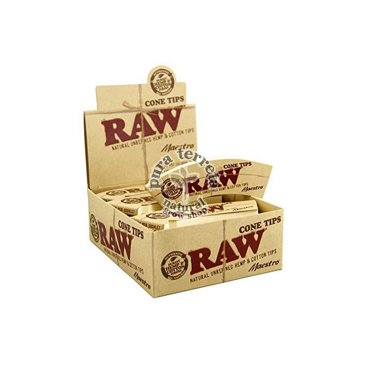 Boquillas Raw Cone Tips Maestro