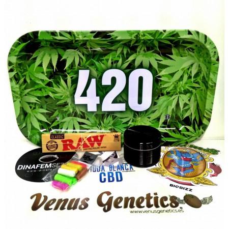 Pack 420 Green nº 1