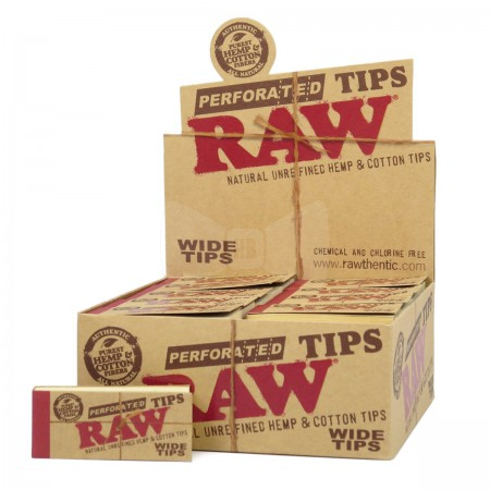 Boquillas Raw Wide Tips