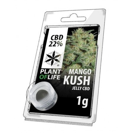 CBD Lab Jelly Mango Kush Plant of Life