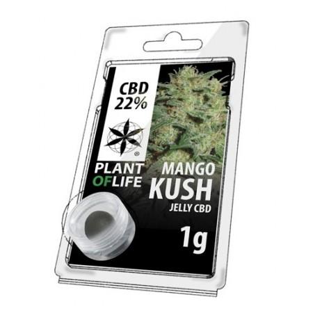 CBD Lab Jelly Mango Kush Plant of Life
