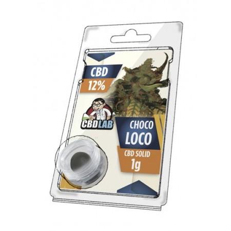 CBD Lab Solid Chocoloco Plant of Life