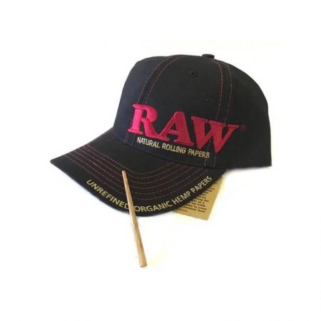 Gorra Raw con prensador y regalo...