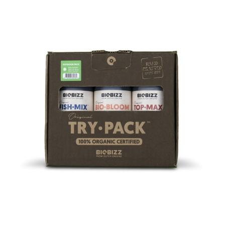 Trypack Outdoor Biobizz Recomendado